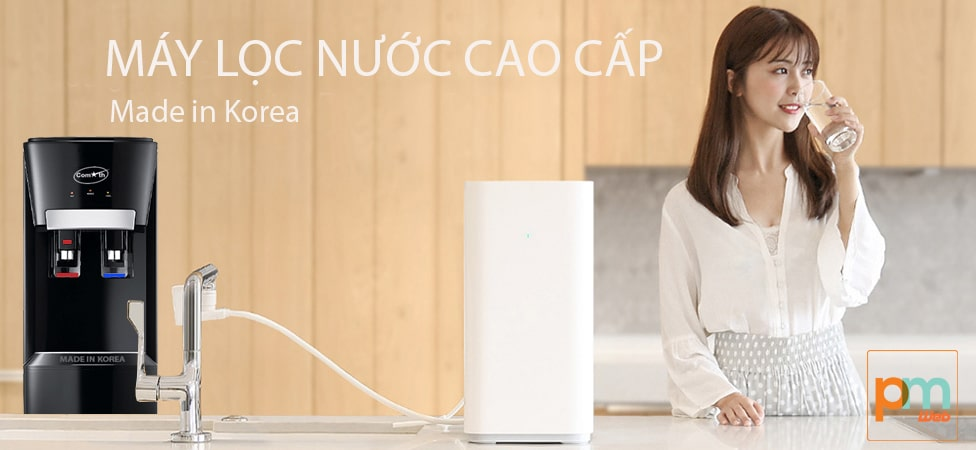 Banner may loc nuoc min