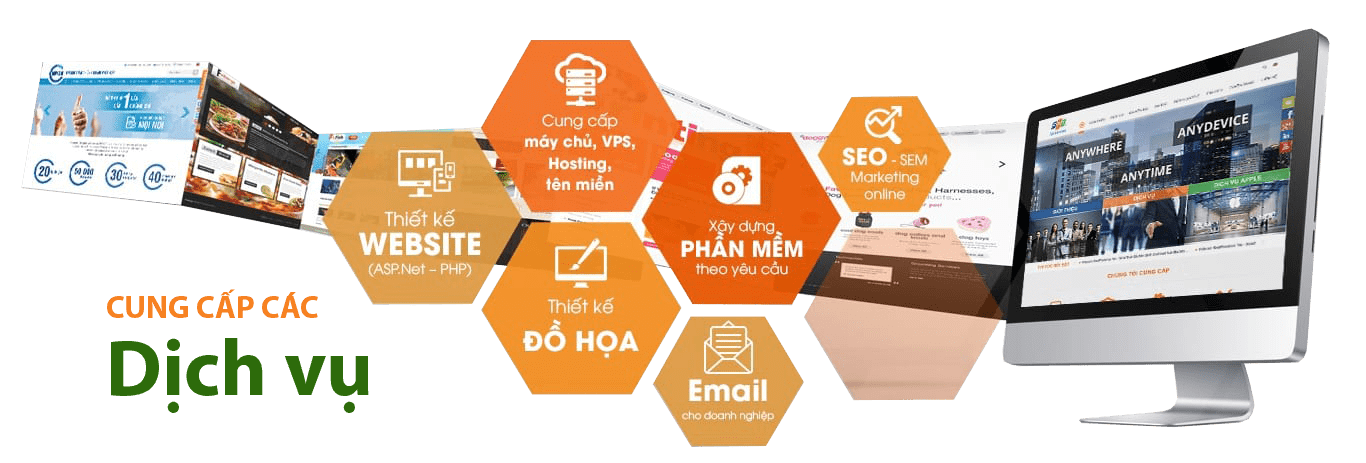 Dịch vụ thiết kế website banner giữa 1 min